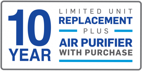 Additional 10-year Warranty